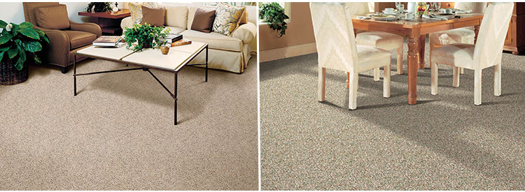 Hearth and Home Carpet Rooms